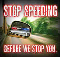 Speeding is Costly in Every Way